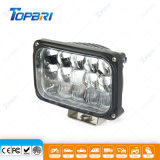 4X6 Rectangle LED Work Light Auto Truck Trailer Head Light