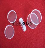 High Purity Round Clear Quartz Disk