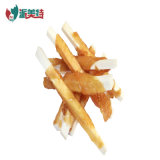 Natural Dry Pet Food Chicken Wrap Cheese Sticks