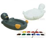 OEM DIY Cartoon Plastic Soap Holder Box Dish