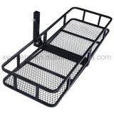 Folding Hitch Hauler Truck Car Cargo Carrier Basket Luggage Rack