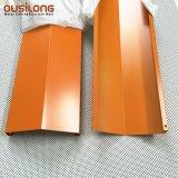 2020 Decorative Aluminum Artistic Strip Ceiling Multi Panel Screen Ceiling