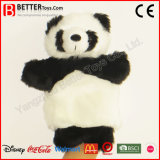 Gift Plush Stuffed Animal Panda Toy Hand Puppet for Kids