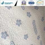 Cool Touching Blue Flower Mattress&Knitting Fabric