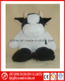 Lavender Wheat Bag of Plush Cow Toy Gift