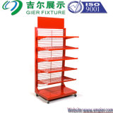 Rotating Wire Advertising Floor Display Stand (Gds-001)