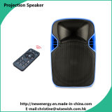 Perfect Trolley Wireless Trolley USB Powered LED Projection Speaker