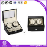 High-End Custom Velet Leather Perper Jewelry Gift Watch Box