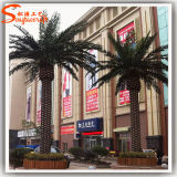 Hot Sale Artificial Steel Date Palm Tree for Hotel Decoration