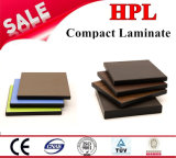 Compact Laminate Toilet Partition /High Pressure Laminate (HPL)