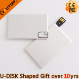 Business Gift Metal Credit Card USB Stick (YT-3117)
