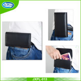 Universal Custom Logo Small Pouch Belt Clip Mobile Phone Holster PU Leather Pouch Case Cover