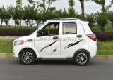 60V 2500W Fs-4 Electric Car for BMW Front Look