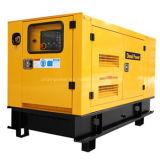 50Hz 113kVA Soundproof Diesel Generator with Cummins Engine