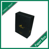 Wine Packing Box with Hot Foil Logo