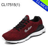 Fashion Men Sports Running Sneaker Shoes with Cushion Sole