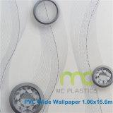 Decorative 3D PVC Wallpaper/ Living Room, Office, Restaurant Decoration