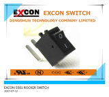 14*9mm Rocker Power Switch with Bending Terminal
