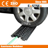 Flexible Polyurethane Plastic 2 Channels Cable Tray