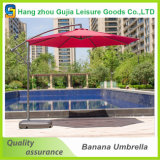 Deluxe Offect Outdoor Sun Promotional Rain Garden Umbrella