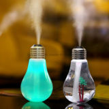 400 Ml USB Bulb Shape Humidifier Portable Air Humidifier