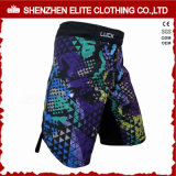Latest Full Pritning Sublimation Boxing Shorts Wholesale (ELTMSI-20)