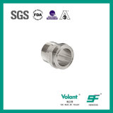 Sanitary Stainless Steel NPT Male Clamp Adapter