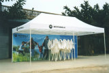 3X6m (10X20FT) Steel Frame Folding Tent for Outdoor Advertisement