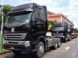 Heavy Duty Truck 420HP HOWO A7 Tractor Truck for Container Transportation