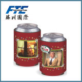 Promotional Foldable Neoprene Can Cooler