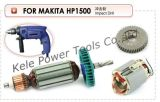 Armature, Stator, Gear Sets for Power Tools HP1500