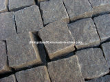 High Quality Natural G341 Grey Granite Paving Stone with Natural Split Surface