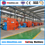 Rigid Stranding Machine for Stranding Sector Conductor Large Section Cable