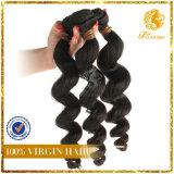 6A-Grade 100% Peruvian Virgin Human Hair Loose Wave Xuchang Manufacturer Hair Extension