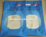 Bule Color Russian Plastic Food Bag (L156)