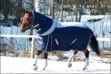 Detachable Neck Cover Ripstop Horse Rug