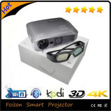 Home Theater LED Projector with Big Projector Screen