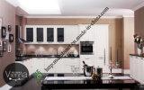 New Design PVC Kitchen Cabinets (zs-484)