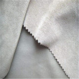 Polyester Faux Suede Fabric for Sofa/Shoes/Bags