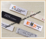 High Quality Woven Label/Neck Label (WL100)