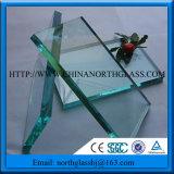 3/4/5/6/8/10/12/15mm Flat Shape Clear Raw Glass