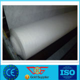 White, Grey Polypropylene Needle Punched Nonwoven Geotextile Fabric