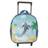 Cute Student Child Wheel School Trolley Bag