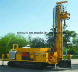 300m drilling depth, Model SNR300C multifunctional water well drilling rig