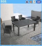 Wholesale Garden Furniture OEM Outdoor Dining Set Rattan Table