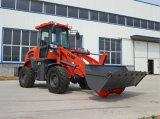 Zl16f Hydraulic 4WD Front Wheel Loader