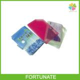 Wholesale Promotional Unique Gift PVC Business Card Holder
