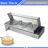 Stainless Steel Hotel Equipment Bain Marie for Hot Food