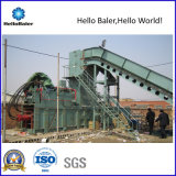 Hellobaler Hydraulic Waste Paper Strapping Machine (HSA4-7)