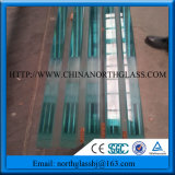 Hot Sale Clear Tempered Glass Good Glass with Polished Edge